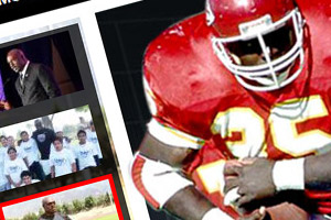 Christian Okoye web design